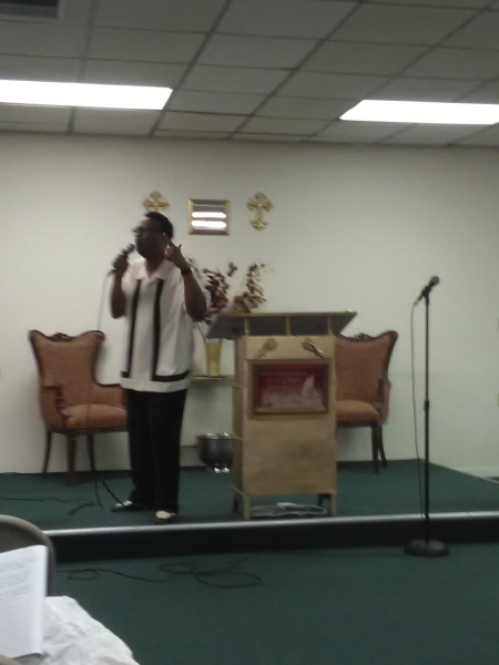 Rhema Apostolic International Deliverance Center - General